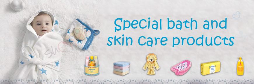 Baby Bath & Skin