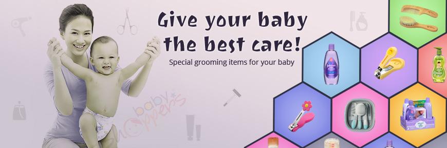 Baby Grooming
