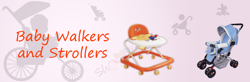 Walkers and Strollers