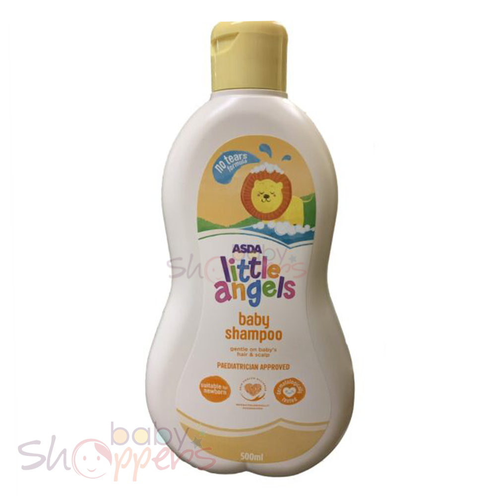 ASDA Little Angels Baby Moisturising Shampoo 500ml