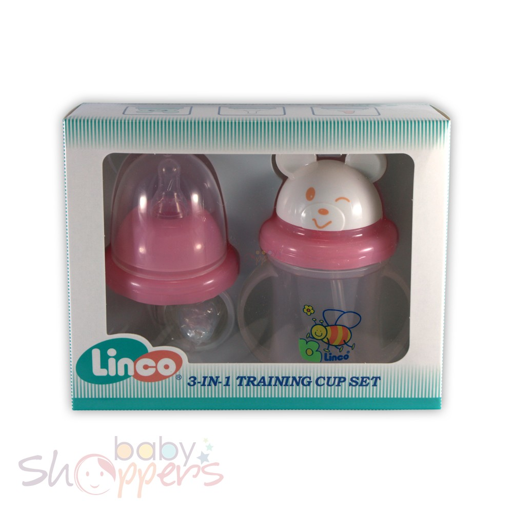 Linco 3 in 1 Training Cup Set