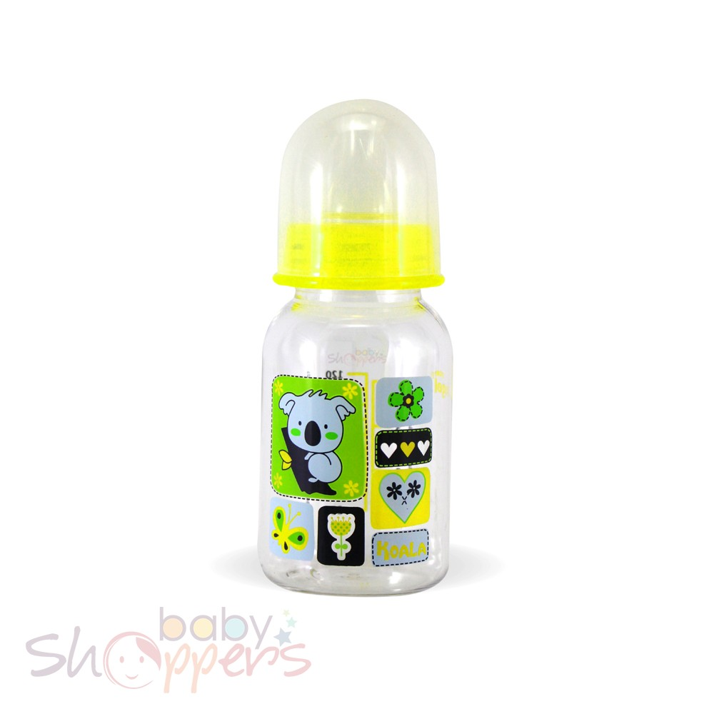 Baby Round Shape Bottle