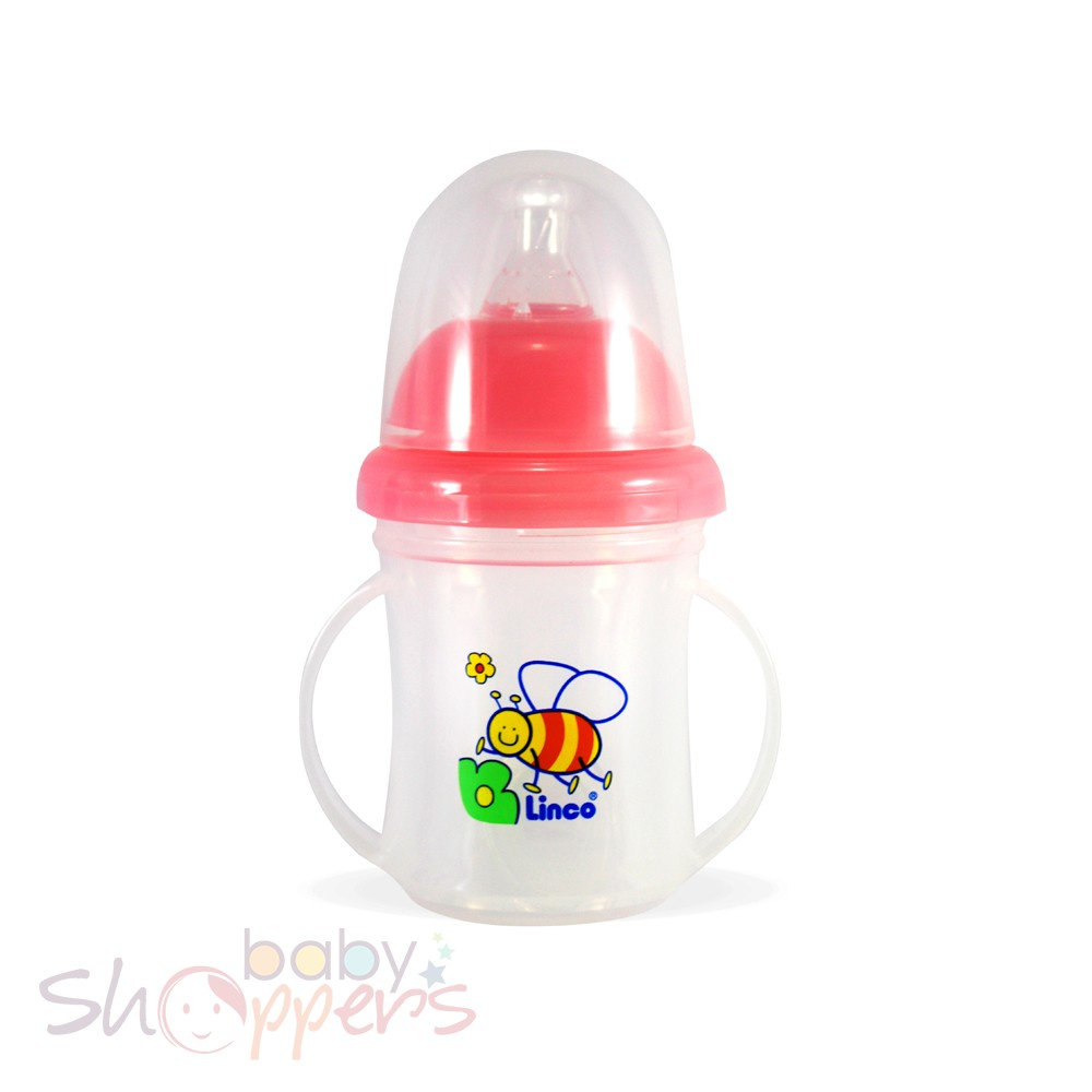 Training Cup with Slicon Nipple 240 ml