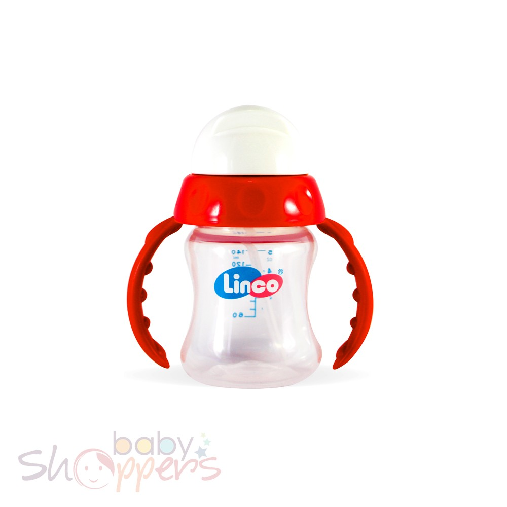 Linco Stylish Straw Training Cup