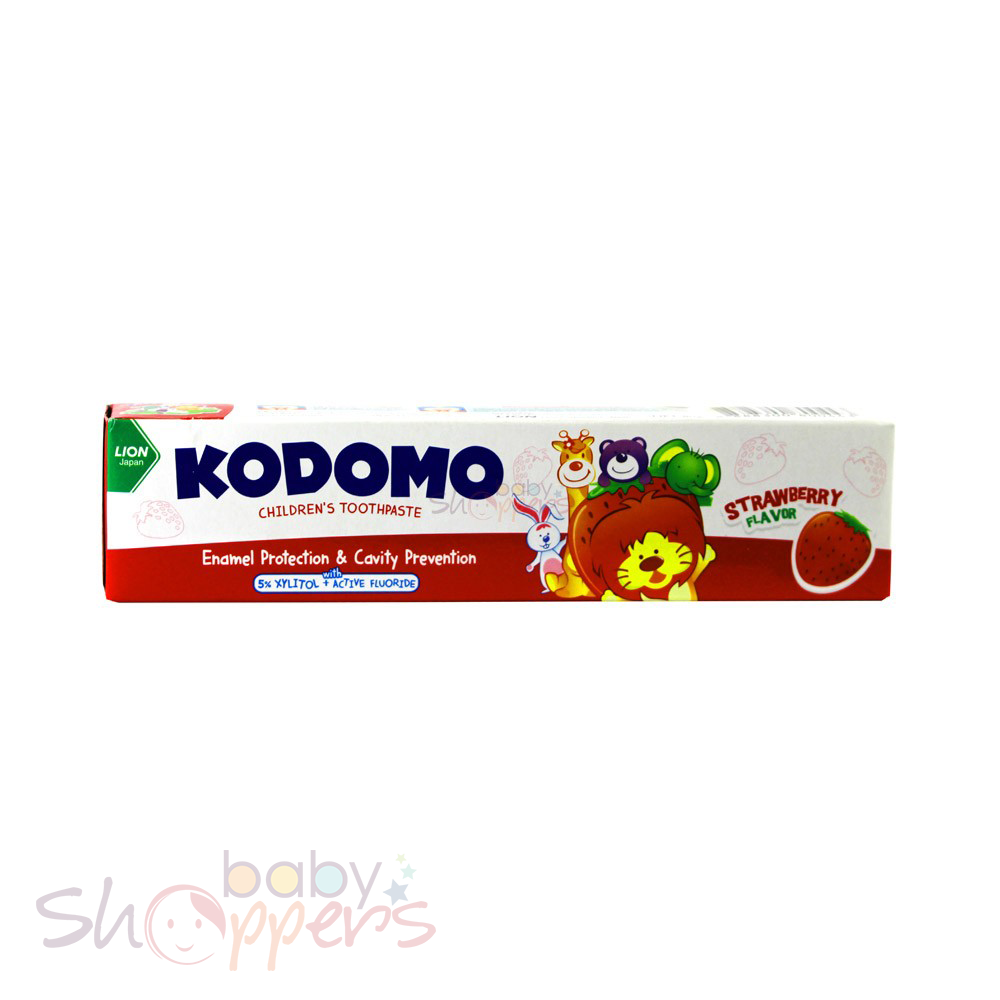Kodomo Baby Toothpaste(STRAWBERRY) 80 GM