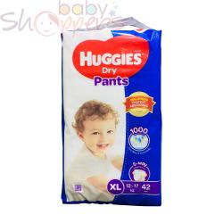 Huggies Dry Pants XL 42 Pcs (12-17 Kg)