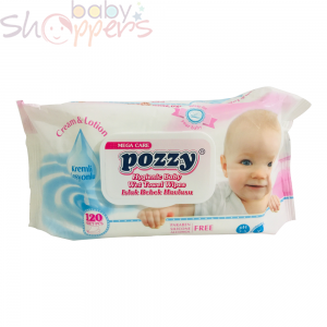 Pozzy Wet Towel Wipes