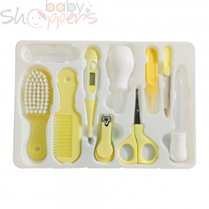 New born baby Health Care Kit Set Yellow 10 PCS