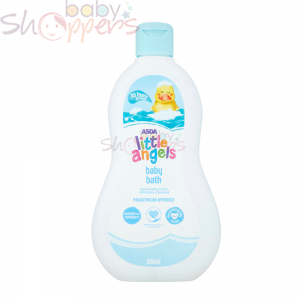 Asda Little Angels baby Bath 500ml