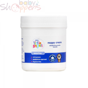 ASDA Little Angels Protective Nappy Cream 200g