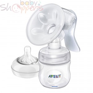Philips Avent Manual Breast Pump