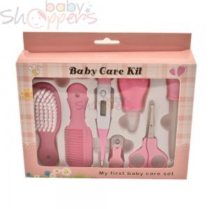 New born baby Health Care Kit Set Blue 8pcs