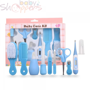 New born baby Health Care Kit Set Blue 10 PCS