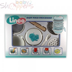 Linco Baby Healthy Food Processor