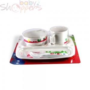 Farlin Baby Tableware Set