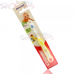 Colgate Extra Soft Baby Toothbrush (0-3) years