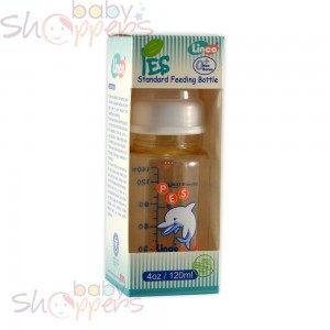 PES Standrad Feeding Bottle 120ml