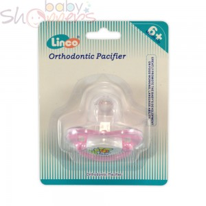 Linco Orthodontic Pacifier