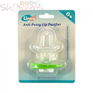 Linco Anti Pouty Lip Pacifier