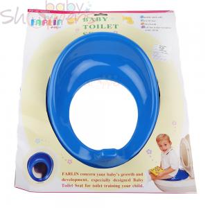 Farlin Baby Toilet Seat-Blue