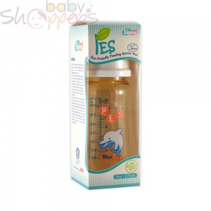 Linco Pes Wide Neck Feeding Bottle 270 ml