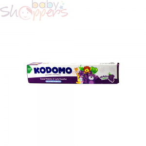 Kodomo Baby Toothpaste(GRAPE)