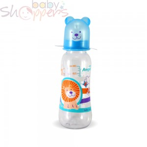 Angel Peanut Shape Feeding Bottle with Sound