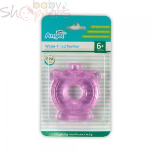 Clock Shaped Watered Teether