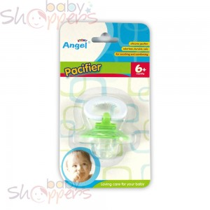 Angel Orthodontic Silicone Pacifier