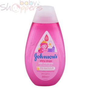 Johnson's Shiny Drops Kids Shampoo 300ml