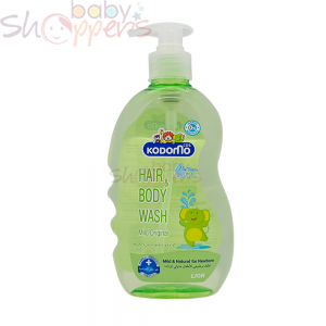 Kodomo Baby Hair and Body Wash 200 ml