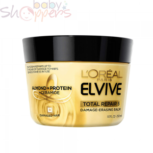 L'Oreal Paris Hair Care Elvive Total Repair 5 Damage-Erasing Balm-250ml