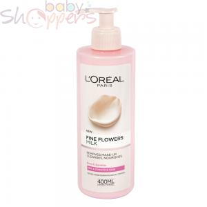 L'Oreal Paris Fine Flowers Cleansing Milk
