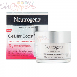 Neutrogena Cellular Boost Rejuvenating Day Cream