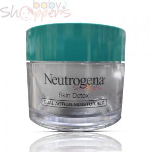 Neutrogena Skin Detox Dual Action Moisturiser - 50ml