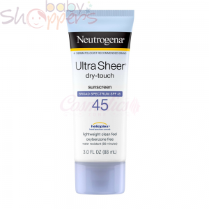 Ultra Sheer Dry-Touch Sunscreen SPF 45