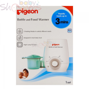 Pigeon Baby Food & Bottle Warmer