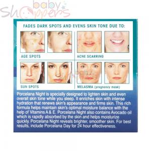 Porcelana Skin Lightening Day Cream - 85g
