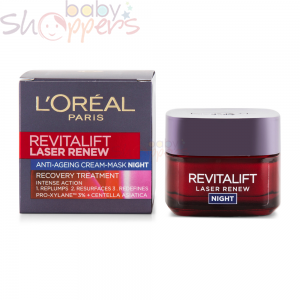 L'Oréal Revitalift Laser Renew Anti-Ageing Night Cream