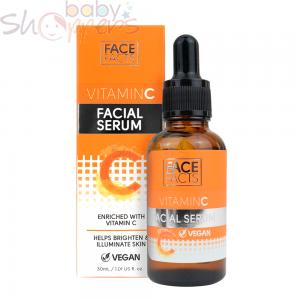 Face Facts Vitamin C Facial Serum
