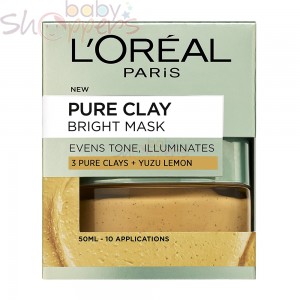 L'oreal Paris Pure Clay Bright Mask