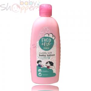 Tesco Fred & Flo Cuddly Soft Baby Lotion - 500ml