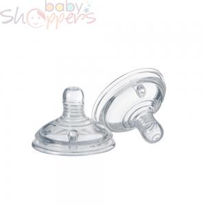 Tommee Tippee 2 Nipples Anticolico Medium Flow 3m+