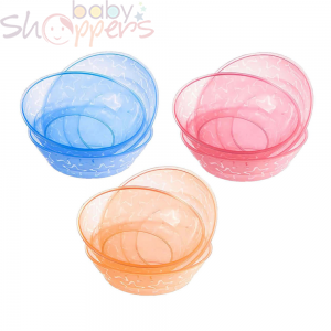 Tommee Tippee Set Of Essentials Feeding Bowls 3 Pcs