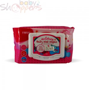 Farlin Baby Anti-Rush Wet Wipes