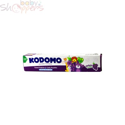 Kodomo Baby Toothpaste (Grape (40 gm)