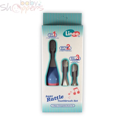 Linco Baby Toothbrush Set