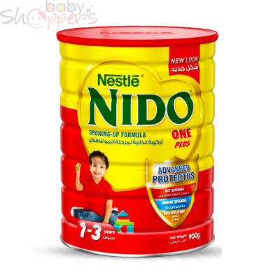 Nido One Plus Growing Up Milk- 900gm