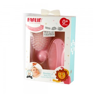 Farlin Comb & Brush Set